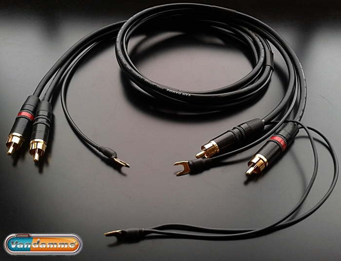 NEW 7N OFC Oxygen Free Copper Braided Litz Phono Headshell Leads Cables Wire Set